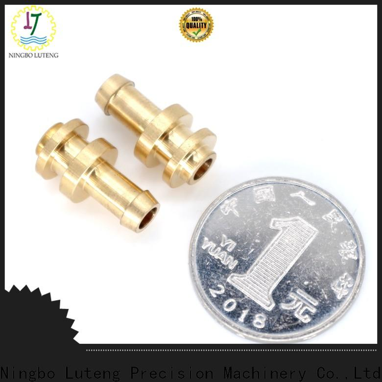 Luteng CNC Parts brass machined parts factory for industry