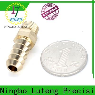 Luteng CNC Parts hot selling brass cnc turned parts factory for industrial