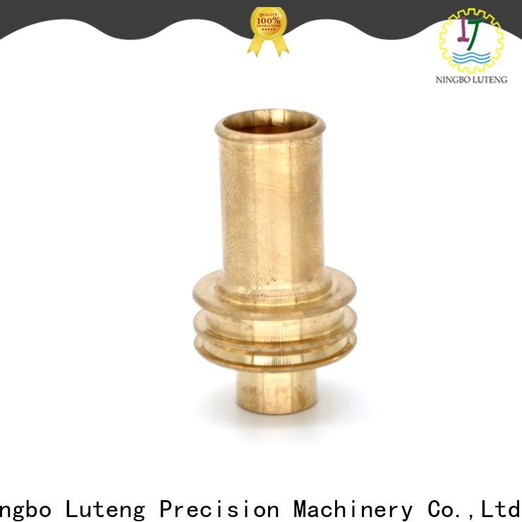 Luteng CNC Parts hot selling brass components manufacturer at discount for industrial