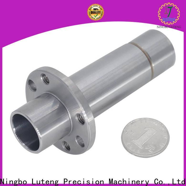 Luteng CNC Parts quality linear shaft factory for electrical motor