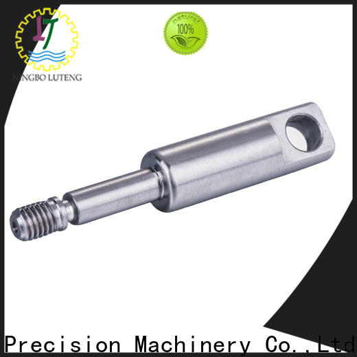 Luteng CNC Parts cnc turned parts personalized for industrial