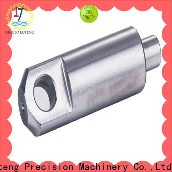 Luteng CNC Parts certificated cnc turning factory price for industrial
