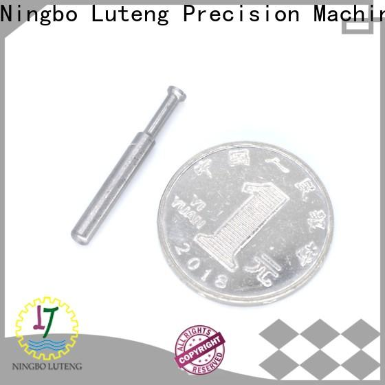 Luteng CNC Parts certificated cnc turned parts wholesale for industry