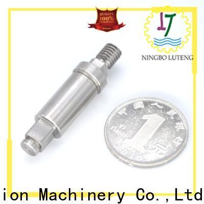 Luteng CNC Parts cnc shafts factory for home appliance