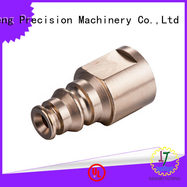 Luteng CNC Parts cnc piston from China for commercial