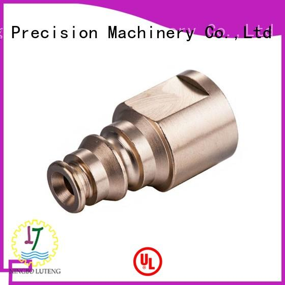 Luteng CNC Parts cnc turned parts personalized for commercial