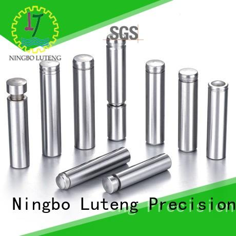 Luteng CNC Parts certificated pressure washer parts directly sale for machine