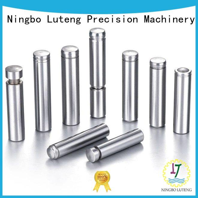 Luteng CNC Parts sturdy power washer parts manufacturer for commercial