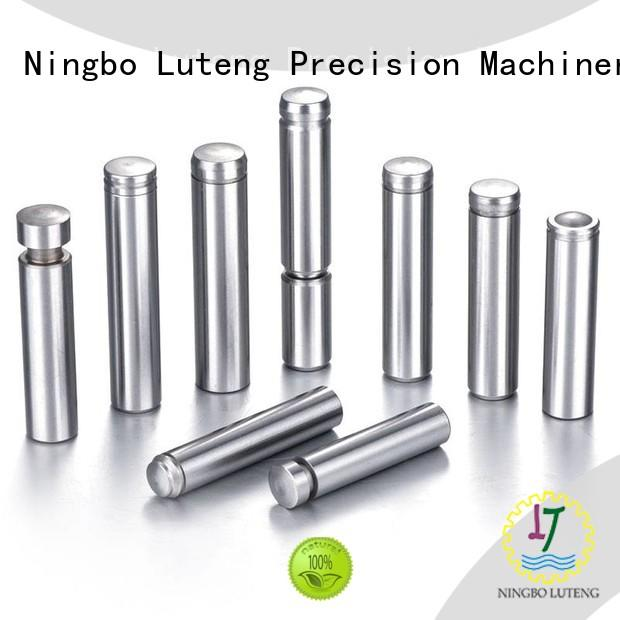 Luteng CNC Parts sturdy power washer parts manufacturer for industrial