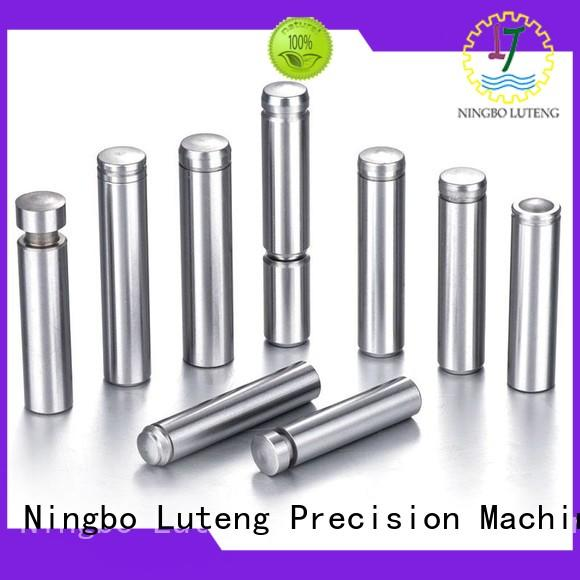 Luteng CNC Parts quality pressure washer parts directly sale for industrial