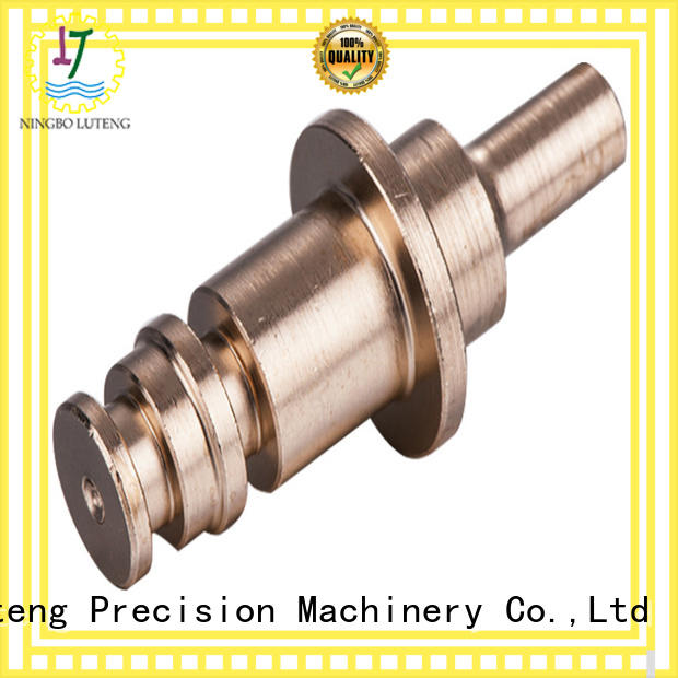 Luteng CNC Parts durable cnc turned parts factory price for industrial