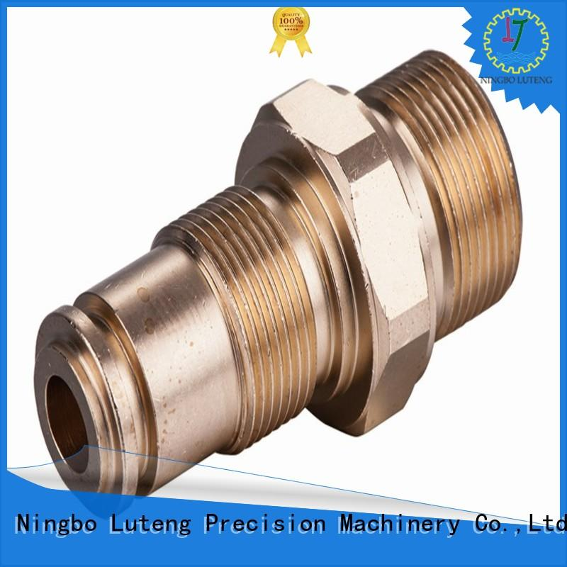 Luteng CNC Parts durable cnc turning factory price for machine