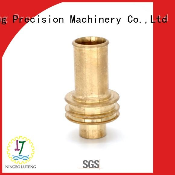 Luteng CNC Parts brass components supplier for commercial