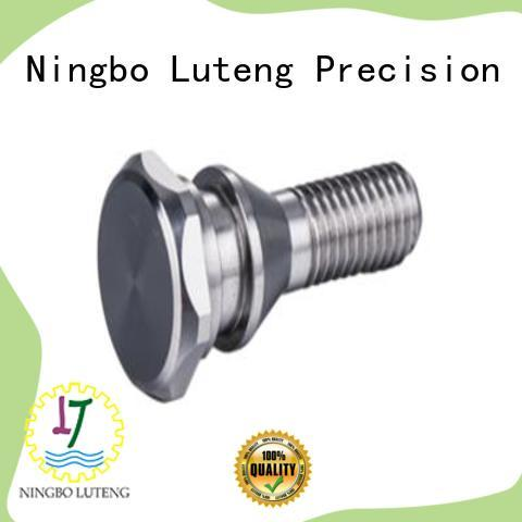 Luteng CNC Parts turning parts supplier for machine
