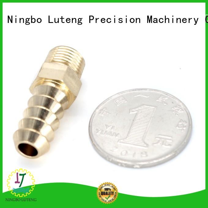 certificated brass components manufacturer supplier for factory