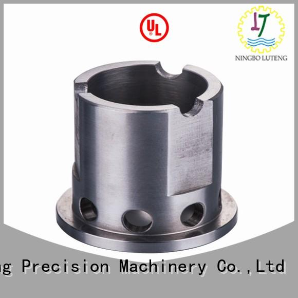 Luteng CNC Parts cnc turning supplier for machine