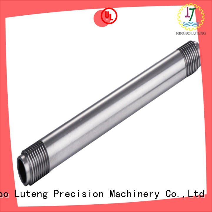 Luteng CNC Parts turned parts factory price for industrial