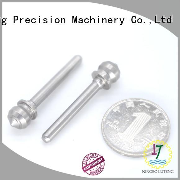 Luteng CNC Parts cnc turning personalized for industrial