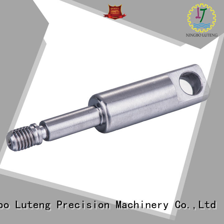 Luteng CNC Parts turning parts factory price for machine