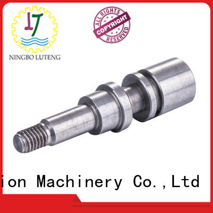 Luteng CNC Parts steel shaft factory for industry