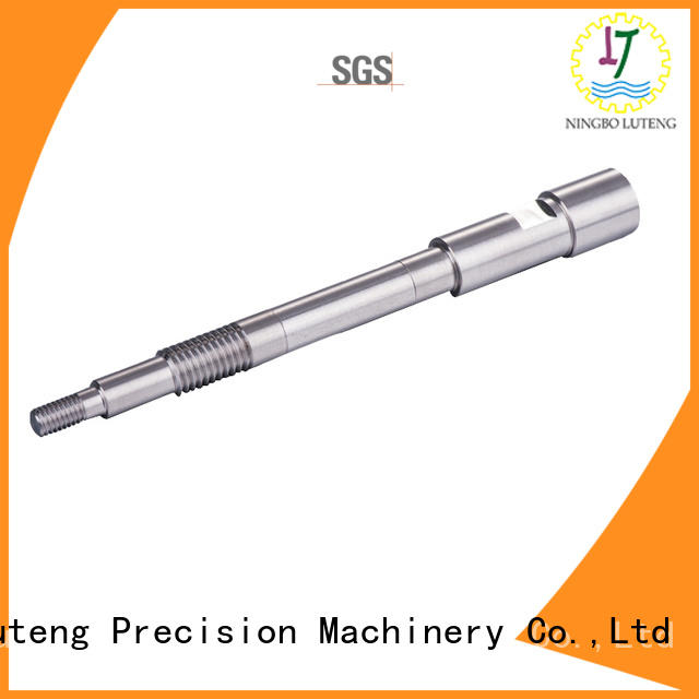 stainless steel lathe shaft factory for home appliance