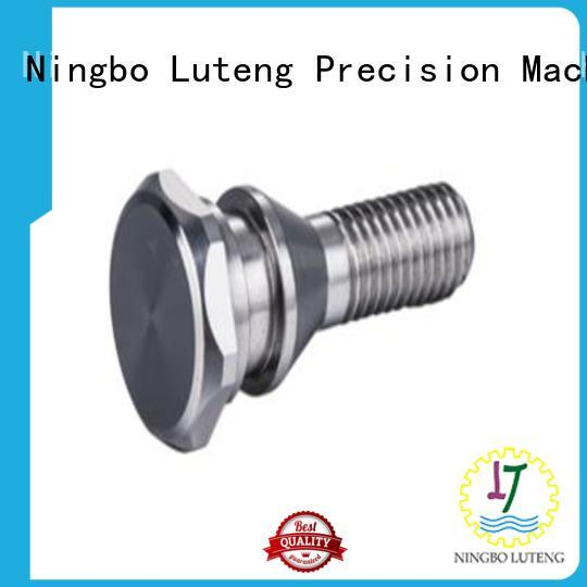 Luteng CNC Parts turning parts factory price for industrial