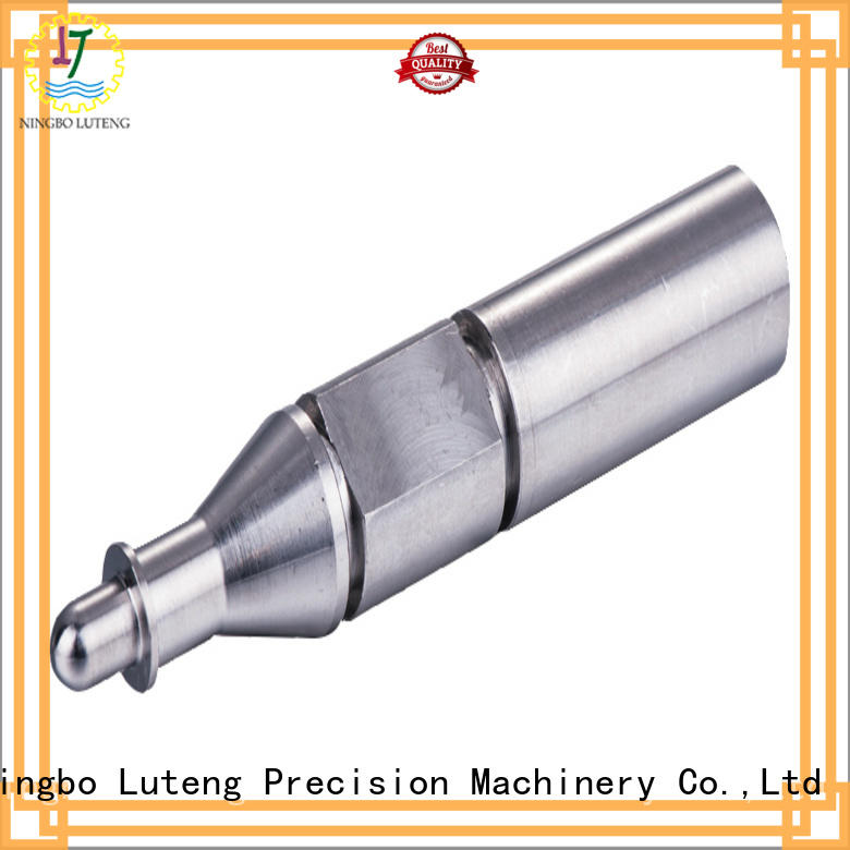 Luteng CNC Parts cnc turned parts factory price for industrial