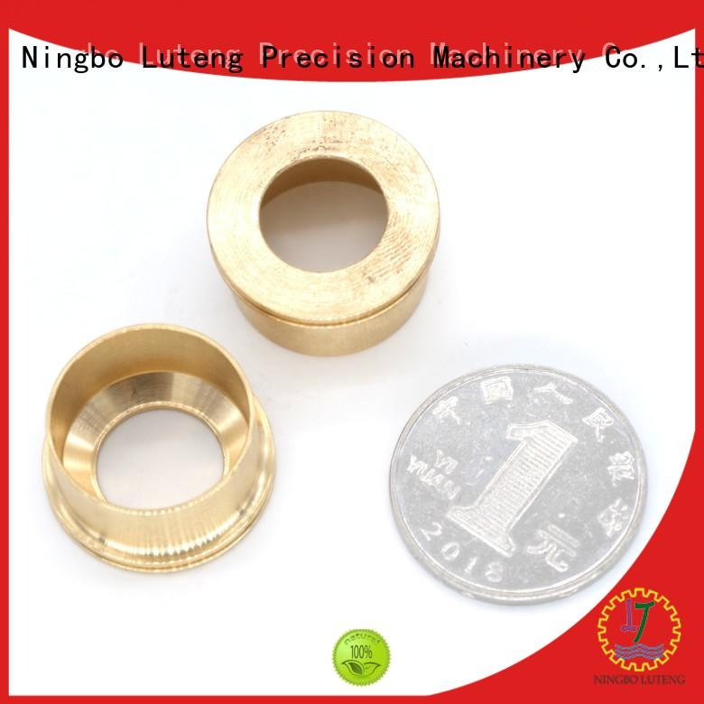 Luteng CNC Parts brass part supplier for industry
