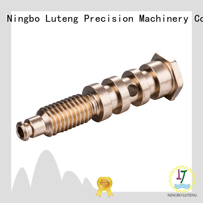 Luteng CNC Parts practical cnc turning personalized for machine