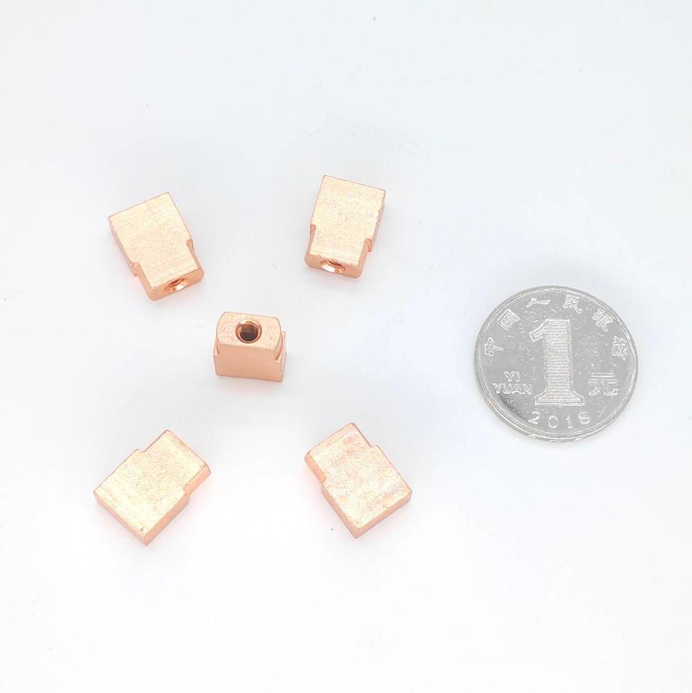 CNC Car Parts Copper Electrical Contact for Tesla