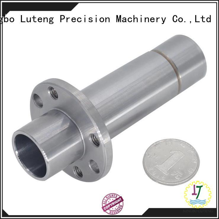 Luteng CNC Parts top quality cnc shafts factory for home appliance