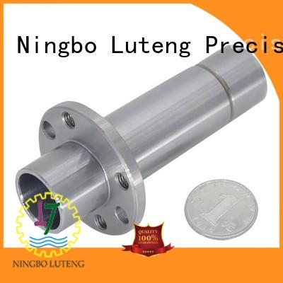 Luteng CNC Parts steel shaft inquire now for industry