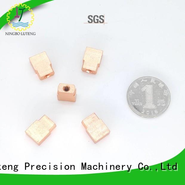 Luteng CNC Parts brass custom auto parts supplier for industrial