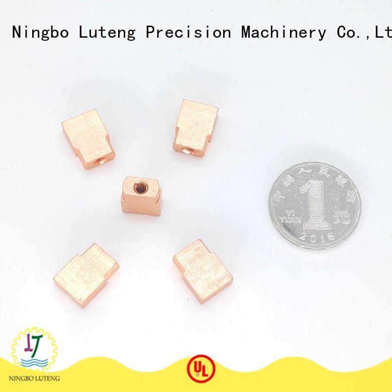 Luteng CNC Parts cnc auto parts factory price for commercial