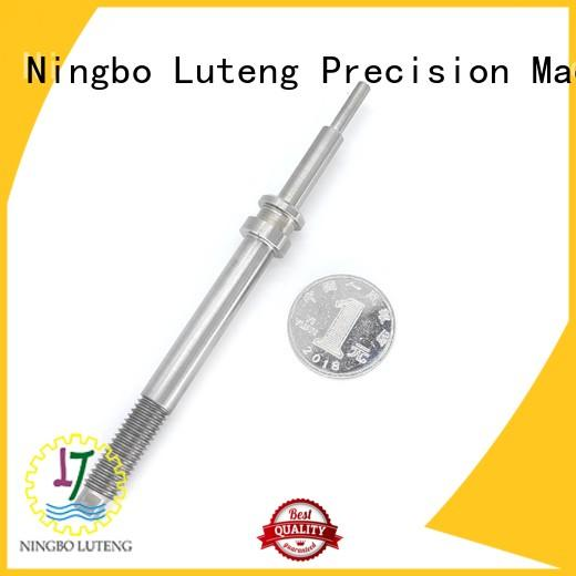 top quality lathe shaft factory for electrical motor