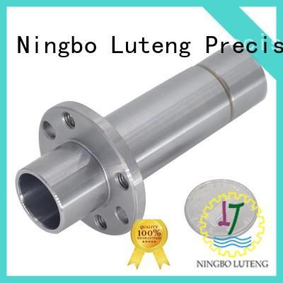 Luteng CNC Parts lathe shaft factory for automobiles
